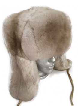 Chinchilla Fur HAT