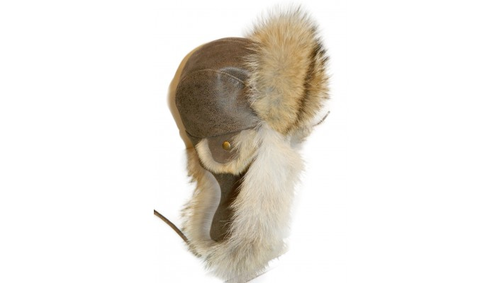 Coyote Fur HAT