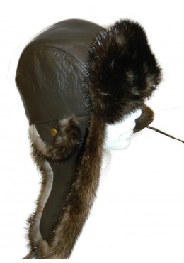 River Otter Fur HAT